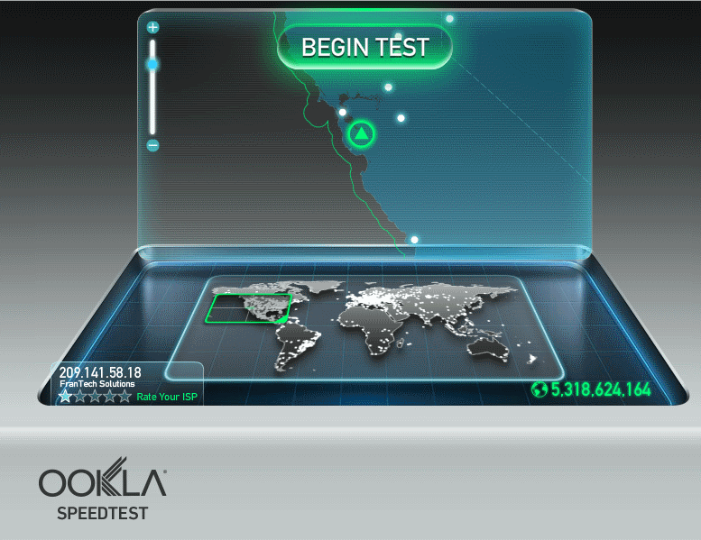 ookla speed test etisalat