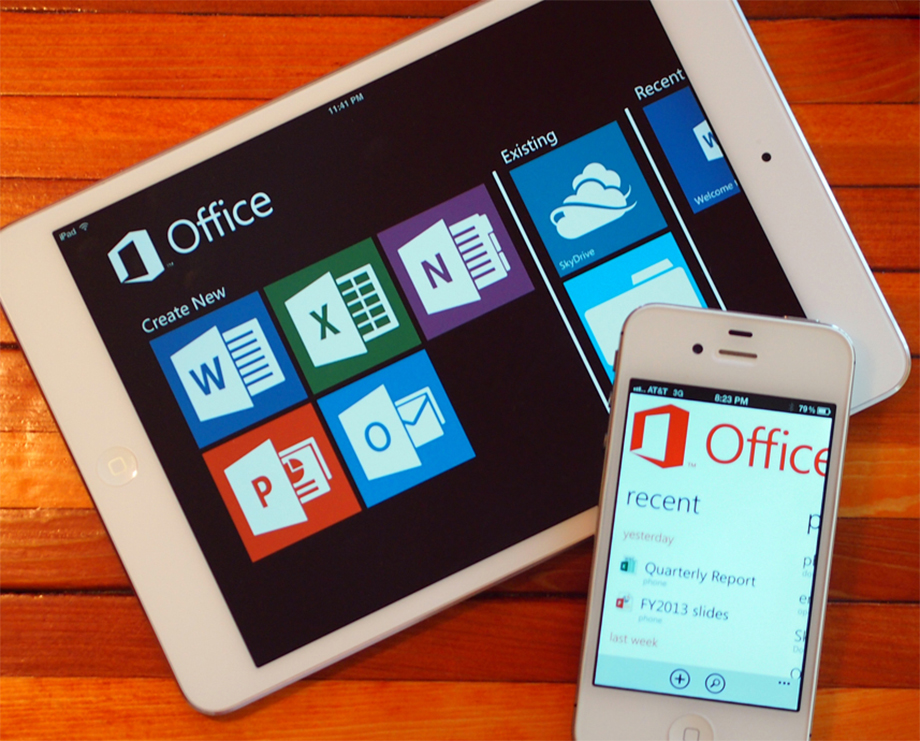 Microsoft office for ipad now available for download; now free on.